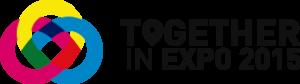 togheter in expo logo