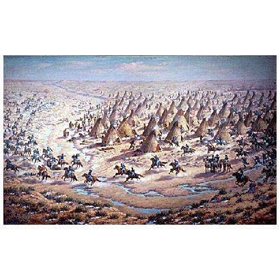 Il massacro di Sand Creek