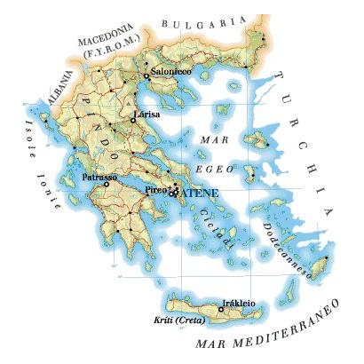 Grecia: due modi di esprimersi