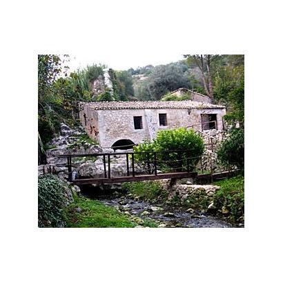 I mulini ad acqua in Sicilia