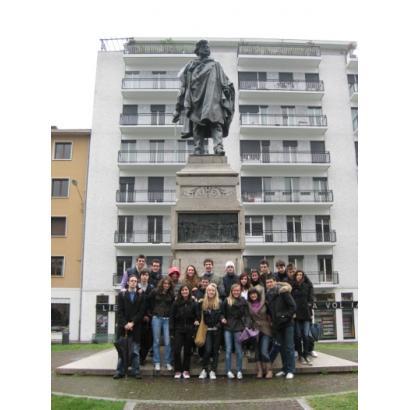 Garibaldi e la battaglia di San Fermo