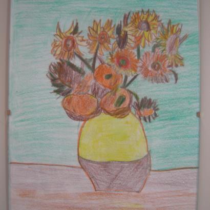 Punti e linee: Signac e Van Gogh