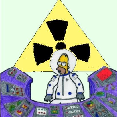 Next stop: radiactive zone