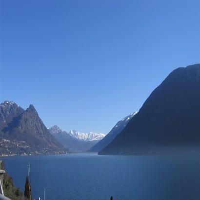 I massi erratici di Gandria in Ticino